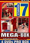 Mega-Box: Extrem - 4 DVDs - 17 Stunden