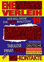 Ehefotzen Verleih 19 - Jewel Case