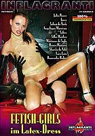Fetish-Girls im Latex-Dress