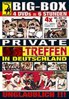 Big Box - Private Fick-Treffen in Deutschland - 4 DVDs