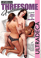 Lesbian Threesome Fantasies DVD - buy now!