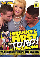 Granny\'s First Toyboy Threesome