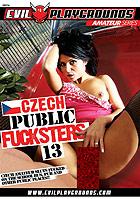Czech Public Fucksters 13