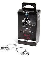 Fifty Shades Of Grey: Nipple Rings