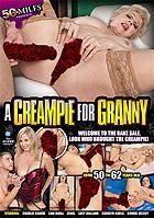 A Creampie For Granny
