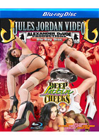 Deep In Latin Cheeks 3  Blu ray Disc