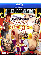 Weapons Of Ass Destruction 6  Blu ray Disc