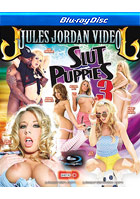 Slut Puppies 3  Blu ray Disc