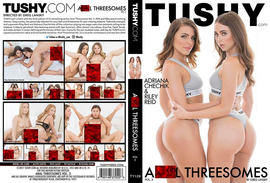 Anal Threesomes 3