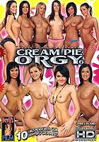 Cream Pie Orgy 6
