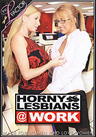 Horny Lesbians @ Work