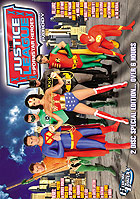 The Justice League Of Pornstar Heroes 2 Disc Spec