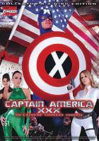 Captain America XXX An Extreme Comixxx Parody Col
