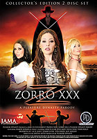 Zorro XXX  Collectors Edition 2 Disc Set