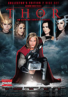 Thor XXX An Extreme Comixxx Parody  Collectors Edi