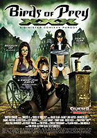 Birds Of Prey A Sinister Comixxx Parody  3 Disc St