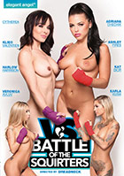 Battle Of The Squirters DVD - buy now!