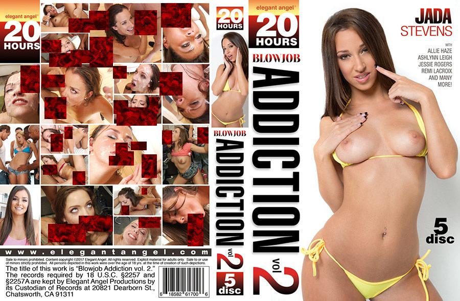 Blowjob Addiction 2 - 5 Disc Set - 20h