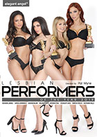 Lesbian Performers Of The Year 2019 DVD - buy now!