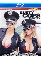 Busty Cops On Patrol Blu ray Disc