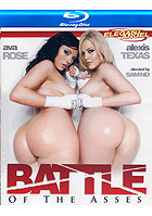 Battle Of The Asses  Blu ray Disc