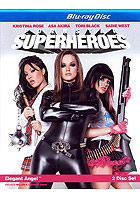 Pornstar Superheroes  2 Blu ray Disc Set