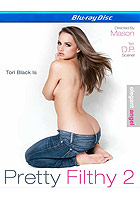 Tori Black Is Pretty Filthy 2  Blu ray Disc