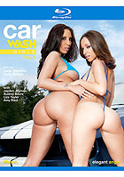 Car Wash Girls 2  Blu ray Disc