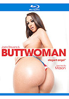 Jada Stevens Is Buttwoman  Blu ray Disc