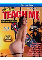 Teach Me Skateboard Edition  Blu ray Disc