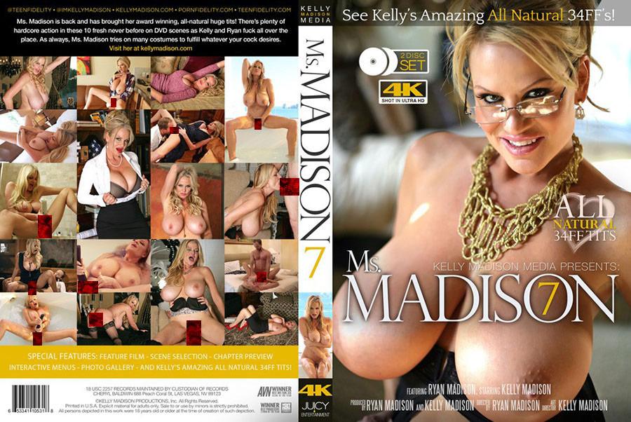 Ms. Madison 7 - 2 Disc Set