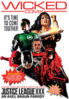 Justice League XXX An Axel Braun Parody  2 Disc Se