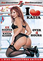 I Love Katja  2 Disc Set (Katja Kassin)