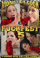 Monster Cock Fuckfest 5