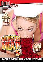 Monster Meat 5  2 Disc Monster Cock Edition