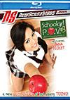 Schoolgirl POV 3  Blu ray Disc