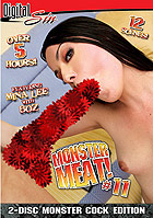 Shane Diesel in Monster Meat 11  2 Disc Monster Cock Edition