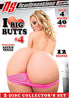 I Love Big Butts 4  2 Disc Collectors Set