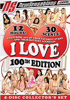 I Love 100th Edition 4 Disc Collectors Set 12h