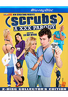 Scrubs A XXX Parody  1 Blu ray 1 DVD Collectors Ed