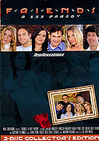 Friends A XXX Parody 2 Disc Collectors Edition