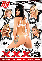 The New Stars Of XXX 3 2 Disc Starlet Edition