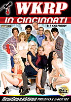 WKRP In Cininnati A XXX Parody  2 Disc Set