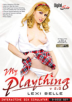 My Plaything Lexi Belle  3 Disc Set