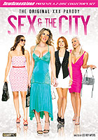 Sex The City The Original XXX Parody  2 Disc Colle