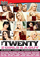The Twenty 2 Girls A Guy  3 Disc Set