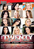 The Twenty The Porn Stars  3 Disc Set