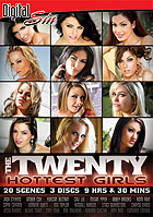The Twenty Hottest Girls  3 Disc Set
