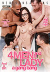 4 Men And A Lady: A Gang Bang