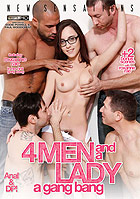 4 Men And A Lady A Gang Bang